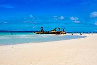 Philippines, region de Panay, île de Boracay, White beach // Philippines, Panay area, Boracay island, White Beach
