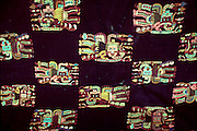 PERU, PREHISPANIC Paracas Culture, funerary wrap