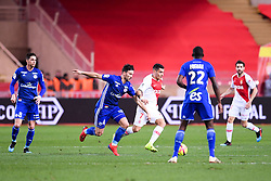 January 19, 2019 - Monaco, France - 04 PABLO MARTINEZ (STRA) - 07 RONY LOPES  (Credit Image: © Panoramic via ZUMA Press)