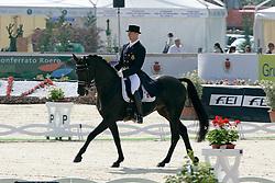 Devroe Jeroen - Paganini<br /> European Championship Torino 2007<br /> Photo © Hippo Foto