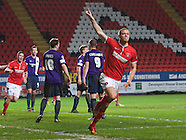 Charlton Athletic v Oxford United 140114