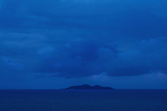 Fortune Island seen from Punta Fuego, Batangas Province, Philippines, Southeast Asia, 2016