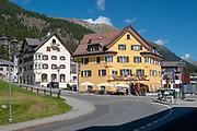 Samedan, Engadin valley, Switzerland