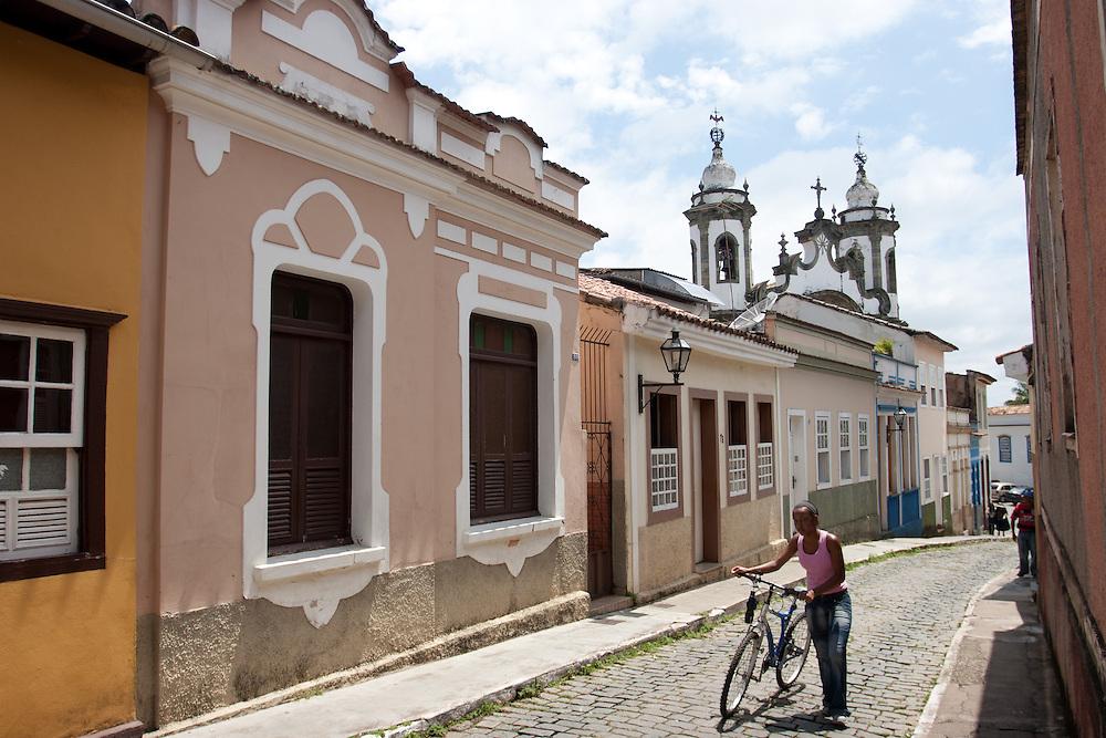 Sao Joao Del Rey_MG, Brasil.<br /> <br /> Cidade Historica de Sao Joao Del Rey em Minas Gerais.<br /> <br /> Historic city of Sao Joao Del Rei, Minas Gerais.<br /> <br /> Foto: JOAO MARCOS ROSA / NITRO