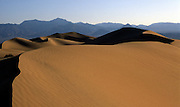 Sand dunes, Stovepipe Wells, Death Valley national park, California, USA