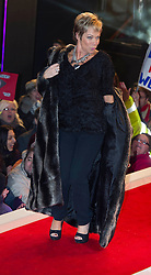 Contestants Denice Welch at the launch of  Celebrity Big Brother 2012 in London , Thursday 5th January 2012. Photo by: i-Images