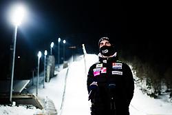 Robert Hrgota during National championship in ski jumping in NC Planica on December 23rd, Rateče, Slovenia. Photo by Grega Valancic / SPORTIDA