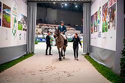 L'Année Hippique Awards<br /> Bluman Daniel, ISR, Sancha LS<br /> CHI Genève 2019<br /> © Hippo Foto - Dirk Caremans<br />  14/12/2019