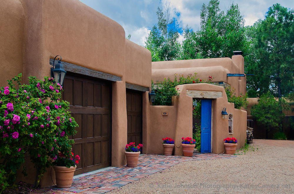 Exterior Photography Santa Fe New Mexico Katie Johnson Photography KatiesCamera.net