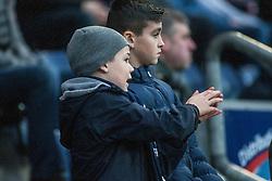 Main stand. Falkirk 3 v 1 St Mirren, Scottish Championship game played 3/12/2016 at The Falkirk Stadium.