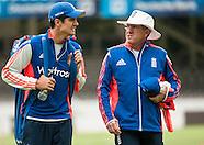 England Cricket Practice 140715