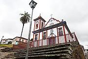Diamantina_MG, Brasil...Igreja Sao Francisco de Assis em Diamantina, Minas Gerais...The Sao Francisco de Assis church in Diamantina, Minas Gerais...Foto: JOAO MARCOS ROSA  /  NITRO