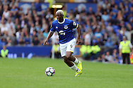 Arouna Kone of Everton in action. Premier league match, Everton v Stoke city at Goodison Park in Liverpool, Merseyside on Saturday 27th August 2016.<br /> pic by Chris Stading, Andrew Orchard sports photography.