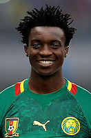Football Fifa Brazil 2014 World Cup / <br /> Cameroon National Team - <br /> Benjamin MOUKANDJO of Cameroon
