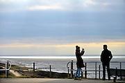 Nederland, Domburg, Walcheren, Zeeland, 26-3-2016In de duinen langs de Noordzee in de omgeving van Domburg. Het is paasweekend en daardoor zijn er veel toeristen, vooral uit duitsland .Foto: Flip Franssen/Hollandse Hoogte