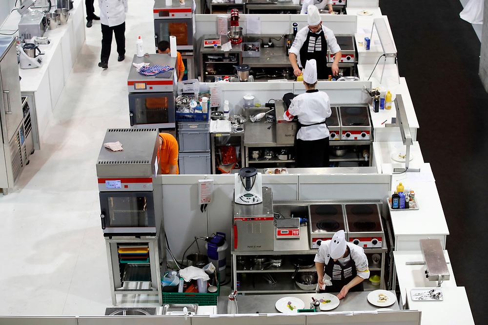 Koch/Köchin EFZ / Cuisinier CFC / Cuisini?re CFC / Cuoco (AFC) / Cuoca (AFC) / Hotel & Gastro formation Schweiz / Hotel & Gastro formation Suisse / Hotel & Gastro formation Svizzera<br /> ©  Stefan Wermuth