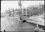 Le Vieux Paris on the right bank Exposition Universelle de Paris, 1889 France