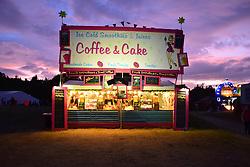 Latitude Festival 2017, Henham Park, Suffolk, UK. Coffee & cake