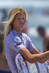 Aug. 11, 2012 - Oceanside, California, U.S - Bianca  Buitendag.ZAF SOUTH AFRICA.Bianca tied for fifth to take home ,100.ASP 6-STAR PAUL MITCHELL SUPERGIRL PRO at Oceanside Pier..Eighty of the worldÃ•s top woman surf pros  come together to compete.The Paul Mitchell Supergirl Pro is the first event of the 2012 Supergirl Jam Series, the action sports industryÃ•s largest all-female competition and lifestyle series, featuring more than 150 female pros in surfing, skateboarding and snowboarding. (Credit Image: © Daren Fentiman/ZUMAPRESS.com)