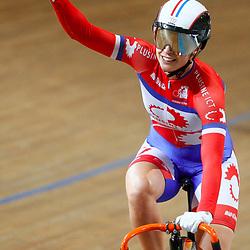 Yvonne Hijgenaar wint het sprinttoernooi