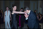 CAROLINE AMES; JOSEPHINE RENDALL-NEIL; CHRISTIAAN DE KONING, Oxford University Polo club Ball, Blenheim Palace. Woodstock. 6 March 2015
