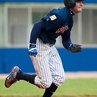 Baseball - European Cup 2009 - Nettuno (Italy) - 01/04/2009 - Tenerife Marlins v Rouen Baseball '76 - Joris Bert