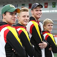 DTB Future Team und Coaches