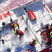 DESAFÍO MAPFRE, Offshore Race 2013