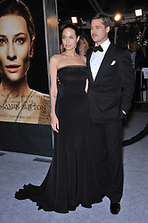 """File Photo: Brad Pitt & Angelina Jolie at the Los Angeles premiere of his new movie """"The Curious Case of Benjamin Button"""" at Mann Village Theatre, Westwood. December 8, 2008  Los Angeles, CA. Picture: Jaguar/AdMedia"""