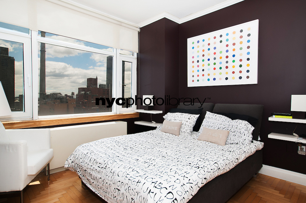 Bedroom at 404 East 76th Street