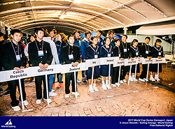 The opening event of Sailing's 2017-18 World Cup Series is in Gamagori, Japan. Held from 15-22 October 2017, more than 250 sailors from 39 nations will race in eight Olympic sailing events.