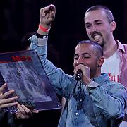 NLD/Amsterdam/20100415 - Uitreiking 3FM Awards 2010, The Opposites