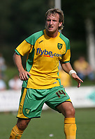 Photo: Maarten Straetemans.<br /> AGOVV Apeldoorn v Norwich City. Pre Season Friendly. 21/07/2007.<br /> Chris Brown