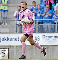 Fotball, <br /> 19.06.2011 , <br /> Tippeligaen  ,<br /> Eliteserien ,<br /> Molde - Sogndal 0-2,<br /> Aker stadion ,  <br /> Nils kenneth udjus - sogndal<br /> <br /> <br /> Foto: Richard brevik , Digitalsport