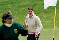 EEMNES: MARJET VAN DER GRAAFF.Voorjaarswedstrijd 2006 op GC de Goyer.