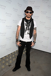 A J McLEAN from the Backstreet Boys at the Tanqueray No.TEN cocktail party held at No1 Piazza, Covent Garden, London on 10th June 2008.<br /><br />NON EXCLUSIVE - WORLD RIGHTS