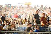 Pointfest atmosphere at Verizon Wireless Amphitheater in St. Louis on August 20, 2011. © Todd Owyoung.