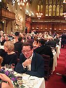 Lord Saatchi. The Booker prize 2000. Guildhall, London EC2. 7 November 2000. © Copyright Photograph by Dafydd Jones 66 Stockwell Park Rd. London SW9 0DA Tel 020 7733 0108 www.dafjones.com