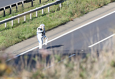 Terror on the M3 Motorway