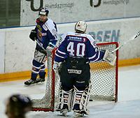 Ishockey , Get - ligaen ,<br /> Kvartfinale 4 av 7<br /> 08.03.2013 <br /> Hamar OL-Amfi<br /> Storhamar  Dragons  v Sparta  <br /> Foto:Dagfinn Limoseth  -  Digitalsport<br /> Jonatan Bjurö , Sparta