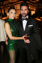 Eva Longoria and her husband Jose Antonio Baston attending the Kering Women In Motion dinner as part of the 72nd Cannes Film Festival, on May 19, 2019 in Cannes, France. Photo by Jerome Domine/ABACAPRESS.COM