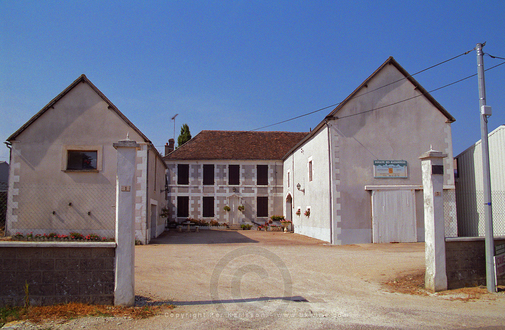 Chablis: Domaine des Marronniers, a well known producer, Bourgogne