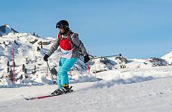 26-01-2017 AUT: BvdGF wintersportkamp dag 2, Obertauern<br /> Het 7de jaar wintersportkamp van de BvdGF is verhuisd naar Obertauern. Prachtige pistes, geweldig jeugdhotel en fantastisch weer maakt er weer een onvergetelijk kamp van / Ellen
