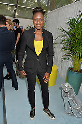 NICOLA ADAMS at the Glamour Magazine Women of the Year Awards in association with Next held in the Berkeley Square Gardens, London on 7th June 2016.