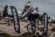 #1 (KIMMANN Niek) NED at the 2016 UCI BMX Supercross World Cup in Santiago del Estero, Argentina