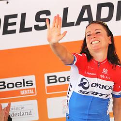29-08-2017: Wielrennen: Boels Ladies Tour: Wageningen: Annemiek van Vleuten; Orica Scott