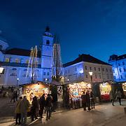 Christmas in Ljubljana 2017
