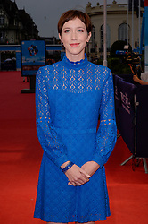 Sara Giraudeau attending the premiere of The Sisters Brothers during the 44th Deauville American Film Festival in Deauville, France on September 4, 2018. Photo by Julien Reynaud/APS-Medias/ABACAPRESS.COM