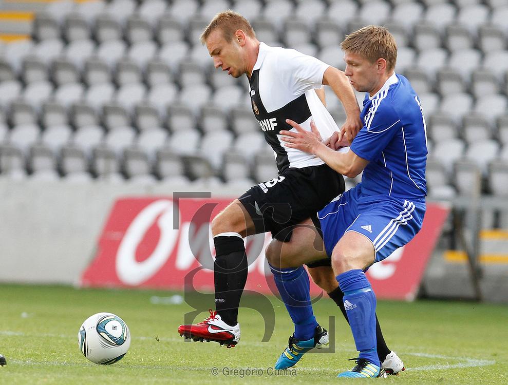 Estadio da Madeira, Liga Europa.Nacional vs FH Hafnarfjordur.Foto Gregorio Cunha