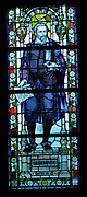 Hendrick de Keyser Dutch Architect (1565-1621) Born in Utrecht. In 1595 appointed city stone mason and sculptor in Amsterdam. He is depicted in a stained glass window at the Rijks Museum in Amsterdam, Holland.